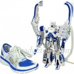 Transformers Shoes for geeks with small feet