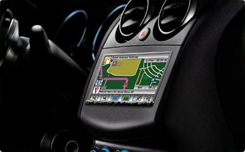 Visteon Navigation Radio System