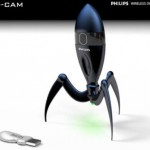 Philips wireless internet cam concept is creepy, could bite