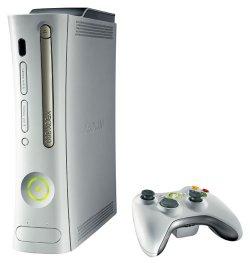 60GB Microsoft Xbox 360