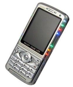 ZTC ZT598 dual input phone