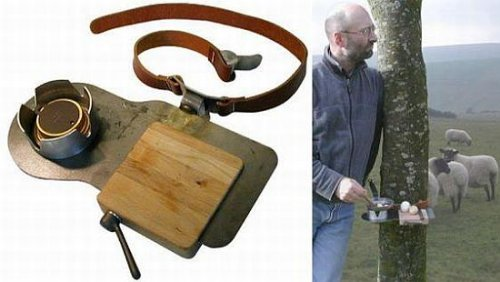 Field Cooker portable stove, for sheep stalking