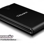 Aluratek external hard drive encrypts data and uses RFID