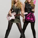 Teen girls get Aly & AJ guitar controllers