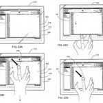 Apple files patent for a multi-touch tablet