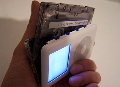 Apple Walkpod is an iPod Walkman