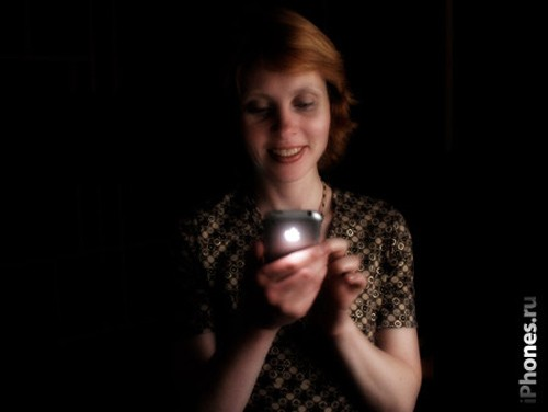 iPhone mod makes Apple logo glow