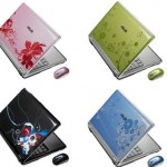 ASUS offers four new perfumed laptops