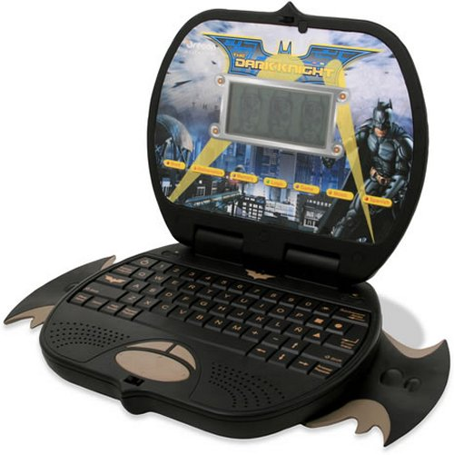 Batman Learning laptop, for when you mate with Catwoman