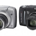 Three new Canon digital cameras update product lines