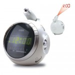 Coby CR-A78 alarm clock with built-in projector