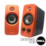 Dell taps Creative for color-coordinated speakers, headphones