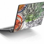 Dell unveils Mike Ming abstract art studio laptops