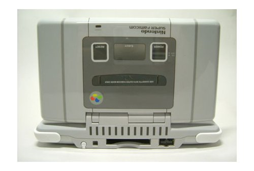 DS Super Famicom mod