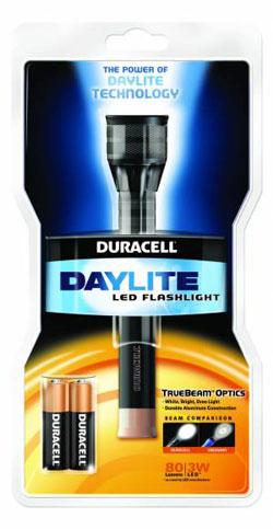 Duracell Daylite Flashlight