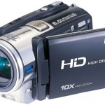 DXG debuts budget HD camcorder