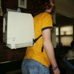 MacPack: The ultimate back to school retro geek backpack