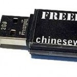 Freedom Stick laughs at firewalls, Chinese officials