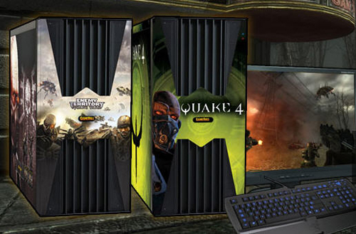 GameRigs Quake PCs