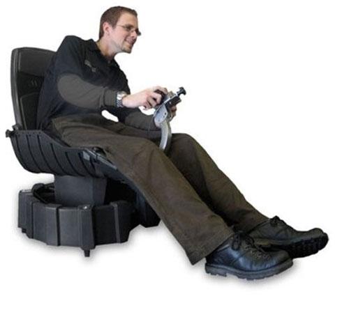 Gyroxus Game Chair