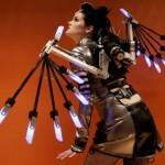 Cybertek Wings turn women into hot looking X-men