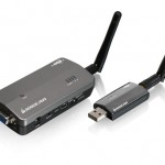 IOGEAR Wireless USB to VGA Kit gets friendly with HDTV