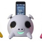 Speakal's iPig adds a touch of digital bacon to your iPod