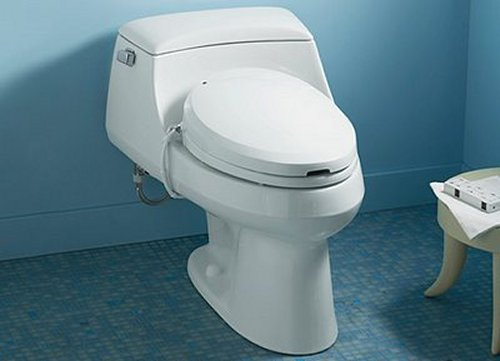 Kohler C3 Toilet Seat Bidet with remote