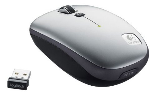 Logitech V550 Nano mouse is always nearby