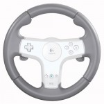 Logitech Speed Force Wireless racing wheel for Wii announced