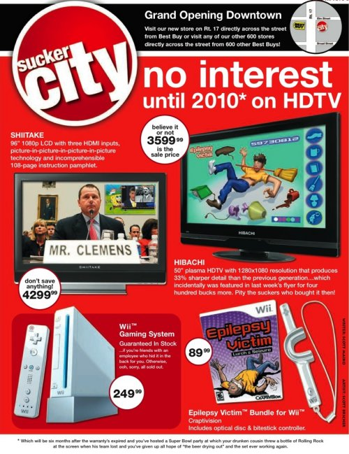 Circuit City mad at Mad magazine