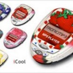 Scented MP3 Players that stink