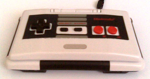 The NES DS