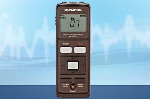 Olympus vn-480pc digital voice recorder