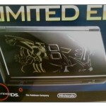Limited Edition Pokemon DS Lite at GameStop