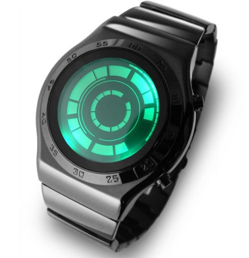 Rogue watch from Tokyoflash