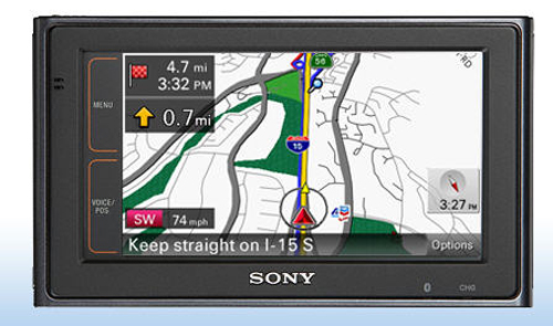 Sony nav-u NV-U94T