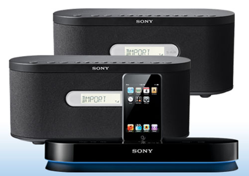 Sony S-AIRPLAY