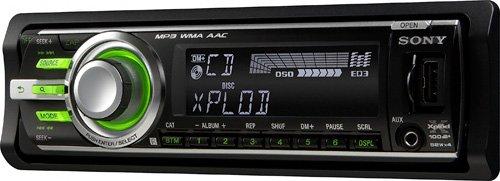 Sony intros car audio with iPod links