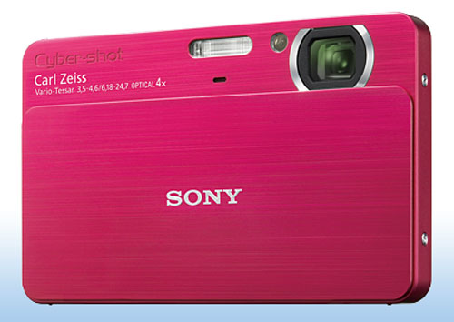 Sony Cyber-shot DSC-T700