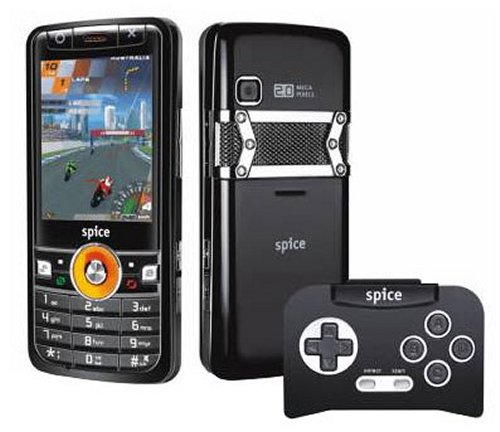Spice x 1 phone with dedicated gaming console for Console mobile