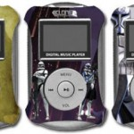 Star Wars Clone Wars MP3 players