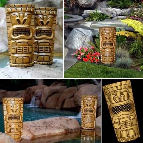 Tikitoonz Tiki speakers
