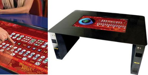 TouchTable Sic Bo brings the casino to you
