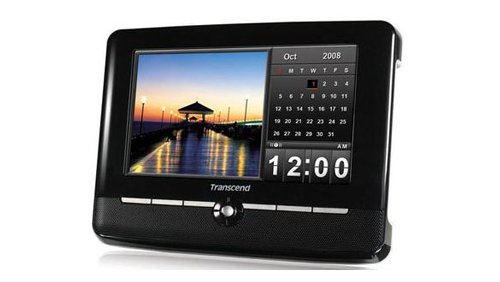 Transcend's T.photo 720 digital photo frame