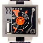 Turntable Watch from Tokidoki is retro cool