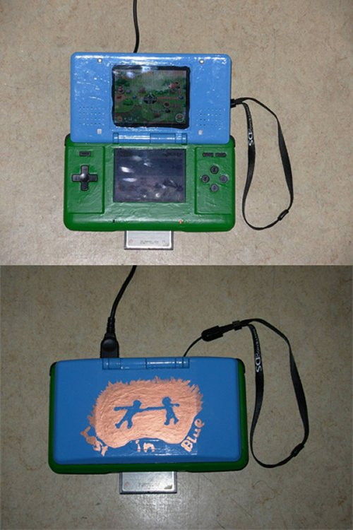 Ugliest DS ever?