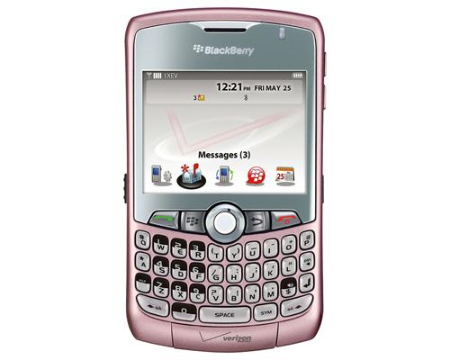 Verizon BlackBerry Curve 8330