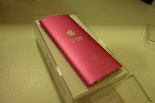 4GB Nano shows up in Europe
