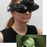 Night Vision Goggles get affordable, pervs rejoice